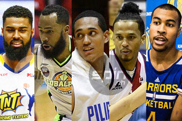 How we wish these Fil-foreign players are eligible to play for injury-hit Gilas