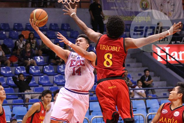 Don't count out brave Generals, says veteran EAC playmaker John Tayongtong