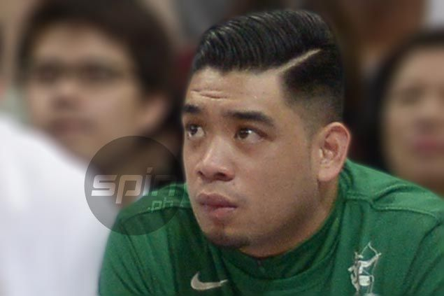 Terence Mustre shows way as Adamson Falcons down St. Benilde Blazers