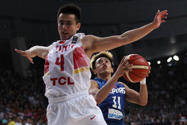 WATCH Terrence Romeo's killer crossover and finish in Fiba Asia final between Gilas Pilipinas and China