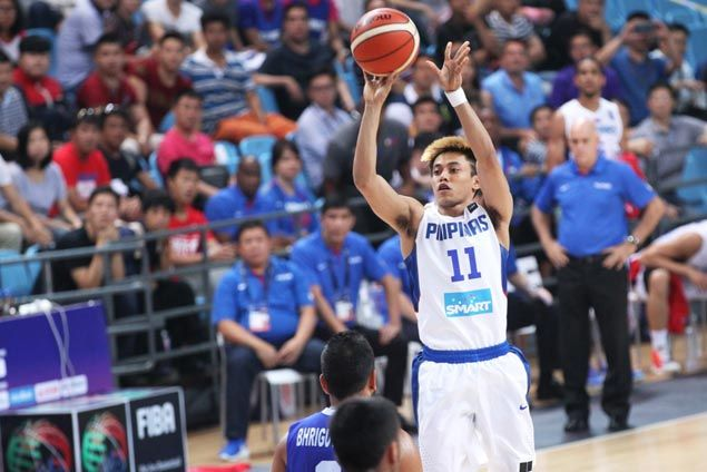 Gilas Pilipinas downs India to sweep second round, take top group seeding for Fiba Asia quarterfinals
