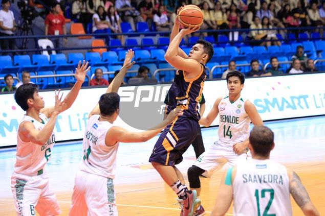 JRU Bombers survive scare from Benilde to stay in hunt for NCAA Final Four berth