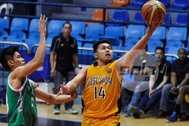 Tey Teodoro shines as JRU catches fire in fourth to turn back St. Benilde