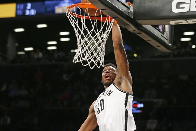 Indiana Pacers acquire Thaddeus Young from Brooklyn Nets in exchange for draft picks