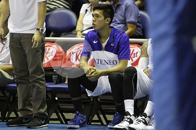 Undermanned but unfazed: Ateneo vows to be scrappy, competitive team under Tab Baldwin