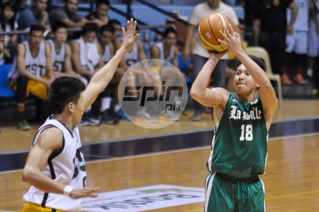 Green Archers slam quarterfinals door on Growling Tigers in Filoil Cup