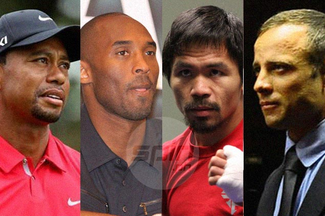 Before Pacquiao, here's how Nike dealt with controversies involving Kobe, Tiger, other endorsers