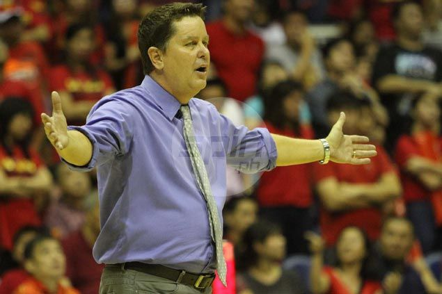Tim Cone frustrated with San Mig preseason woes, calls six-game skid 'unacceptable'