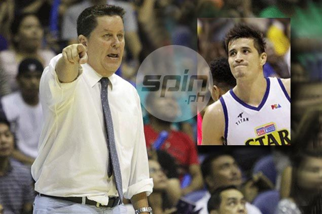 Marc Pingris sets aside closeness to former coach Tim Cone: 'Break muna kami'