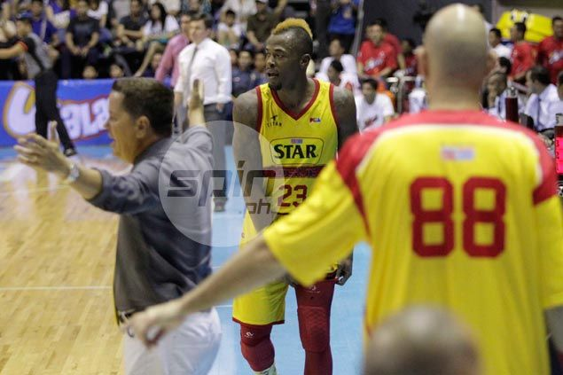 Star, TNT clash as they seek to resuscitate flat-lining quarterfinal hopes in Governors' Cup