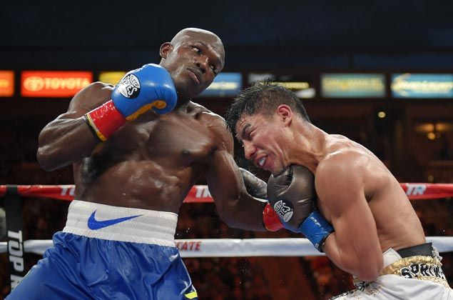 Crawford believes pal Bradley beat Pacquiao in first match - and will beat him again on April 9