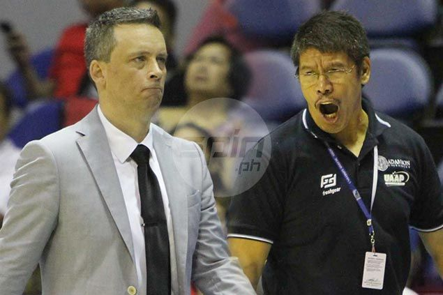 Will Leo Austria and former ABL rival Todd Purves share coaching duties at SMB? Austria speaks his mind