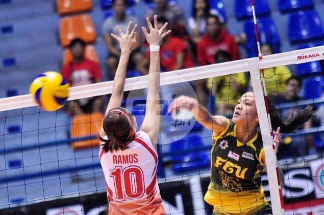 FEU Lady Tamaraws halt two-match slide, keep UE Lady Warriors winless