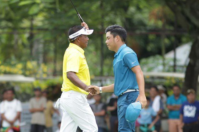 Tony Lascuna snaps winless run, nips Miguel Tabuena by one in Apo Golf Invitational