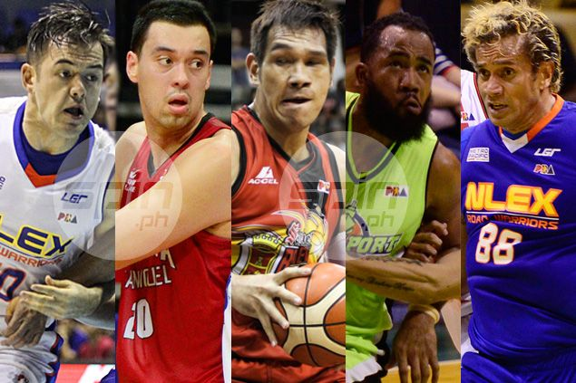 Fajardo, Slaughter neck and neck in stats race for Best Player of the Conference award