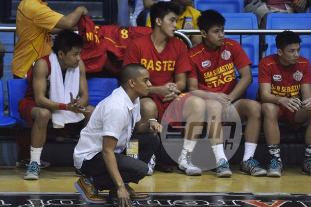 Eager to get a win streak going, San Sebastian Stags not taking it easy against five-man EAC Generals