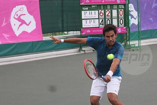 Treat Huey-led Philippine side banking on crowd support in Davis Cup tie against Sri Lanka