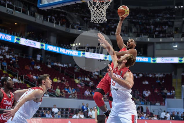 Tristan Thompson, Cory Joseph power Canada past Turkey in Fiba OQT opener