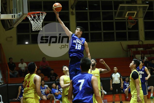 Workhorse Troy Rosario unfazed by daunting task of cracking Gilas lineup against tested veterans