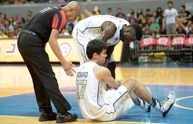 NU coach Eric Altamirano admits mental fatigue, inexperience did Bulldogs in