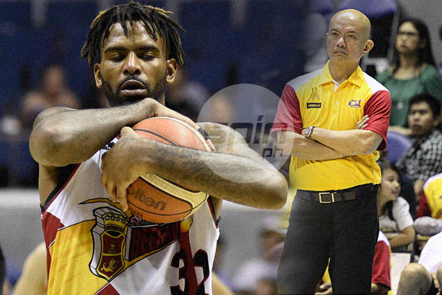 Up 2-0, Rain or Shine not taking chances against SMB as Wilkerson status still unclear