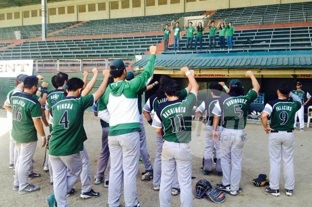 It's La Salle vs Ateneo anew in UAAP baseball title series