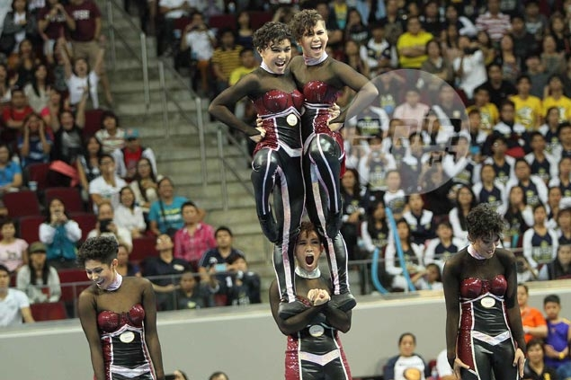 UP Pep Squad aims to bounce back in UAAP cheerdance with 'never before seen' routine