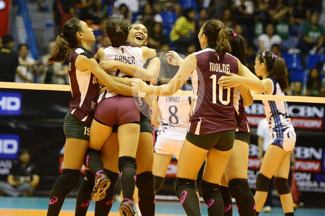 UP Lady Maroons stretch streak to four with rout of hapless Adamson Lady Falcons