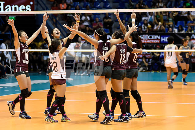 UP Lady Maroons continue surge, take share of third with quick win over skidding NU Lady Bulldogs