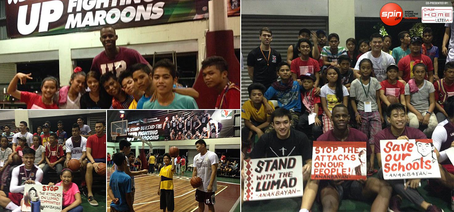 <em>Spin.ph</em>&nbsp;Top 10 Sports Heroes of 2015: UP Maroons, sportsmen who care
