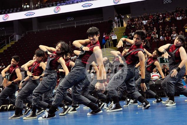 UP dancers give school something to celebrate by ruling UAAP streetdance competition
