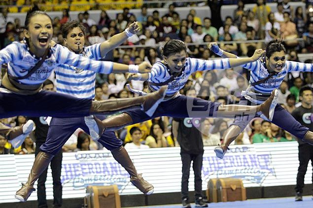 UAAP cheerdance preview: Adamson Pep Squad raising the difficulty levels