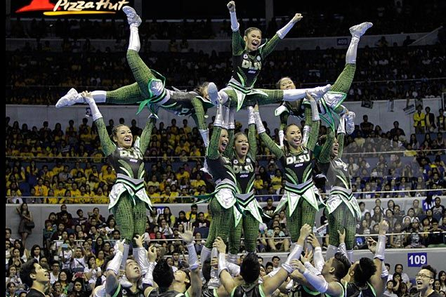 UAAP cheerdance preview: La Salle Animo Squad keeping goals modest