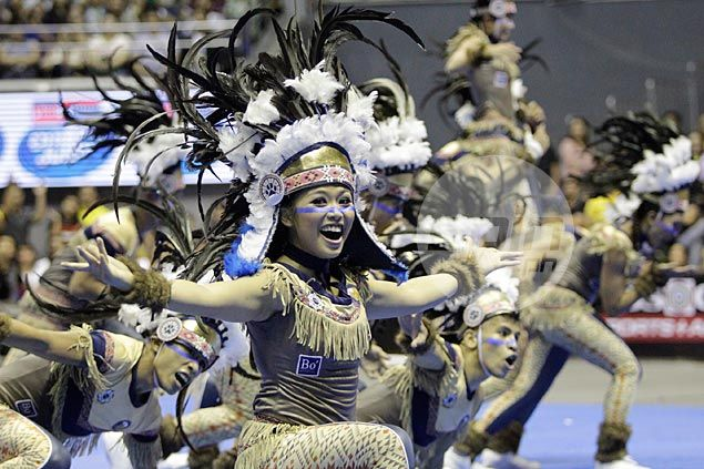 NU eyes third straight title as UAAP holds cheerdance competition on Oct. 3