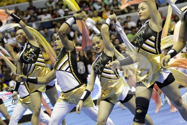 UAAP cheerdance preview: UST Salinggawi Dance Troupe under pressure to regain top spot