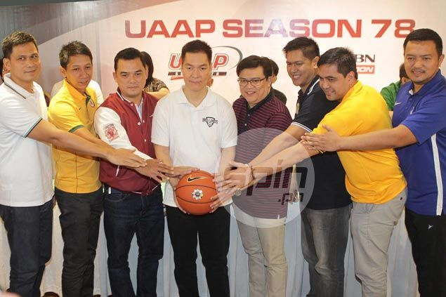 With rival schools making huge improvements, coach Eric Altamirano says odds of NU clinching second straight UAAP title slim