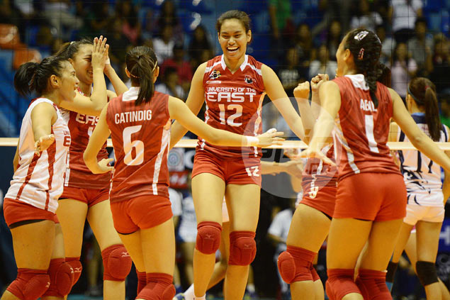 UE coach admits almost leaving, but Shaya Adorador says there's no quit in Lady Warriors