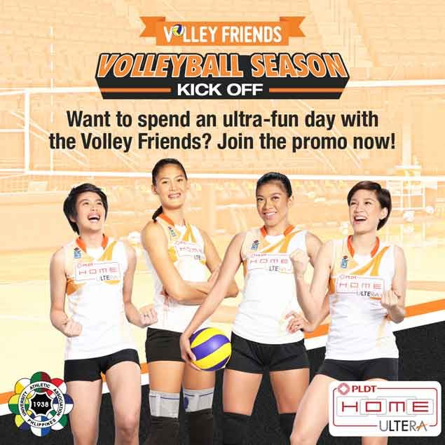 'Volley Friends' to host Kick-Off Event for the Volleyball Season