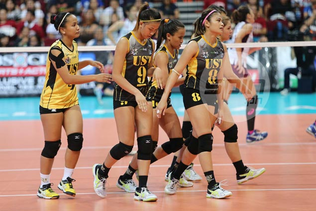 No hard feelings: Mela Tunay still feels blessed as UST Tigresses fall short of goals