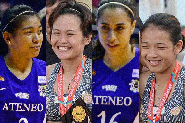 Amy Ahomiro latest Lady Eagle to join Ateneo reunion in V-League