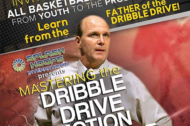 Vance Walberg, father of dribble drive motion offense, to hold Manila coaching clinic