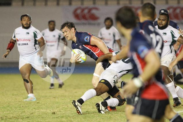 Philippine Volcanoes settle for second as Sri Lanka plays steady in Asian Rugby Division 1 final