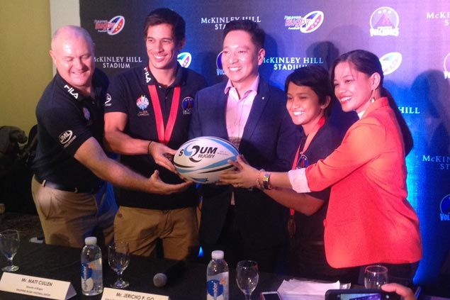 Philippine Volcanoes find new home at McKinley Hill ahead of Olympic qualifiers