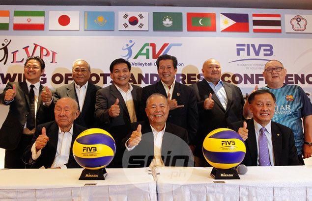 Team Philippines draws Iran, Kazakhstan in group stage of Asian Women's U-23 volleyball tilt