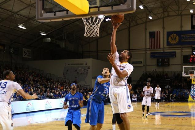 Eliott Williams stars as SC Warriors turn back Texas Legends and spoil Justin Anderson's return