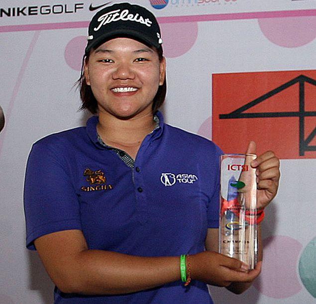 Thai golfer Wichanee rules Splendido Ladies Invitational by a record 15 shots