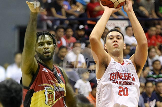 Greg Slaughter leads Best Player race in Commissioner's Cup with Tyler Wilkerson tops in Best Import category