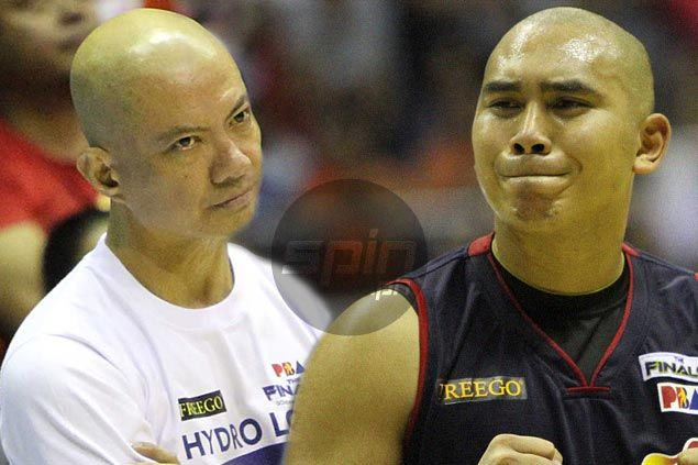 Rain or Shine coach Yeng Guiao not giving up on 'well-liked' Paul Lee