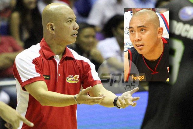Paul Lee yet to meet with Rain or Shine, but Guiao in no rush to talk to free agent guard
