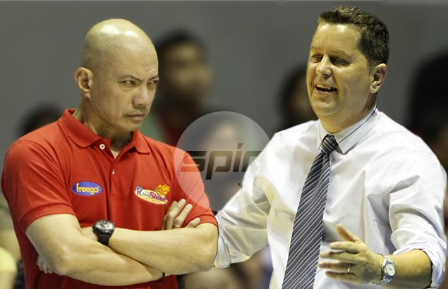 Streaking teams collide as Purefoods Star, Rain or Shine look to fortify bids for outright semis spot